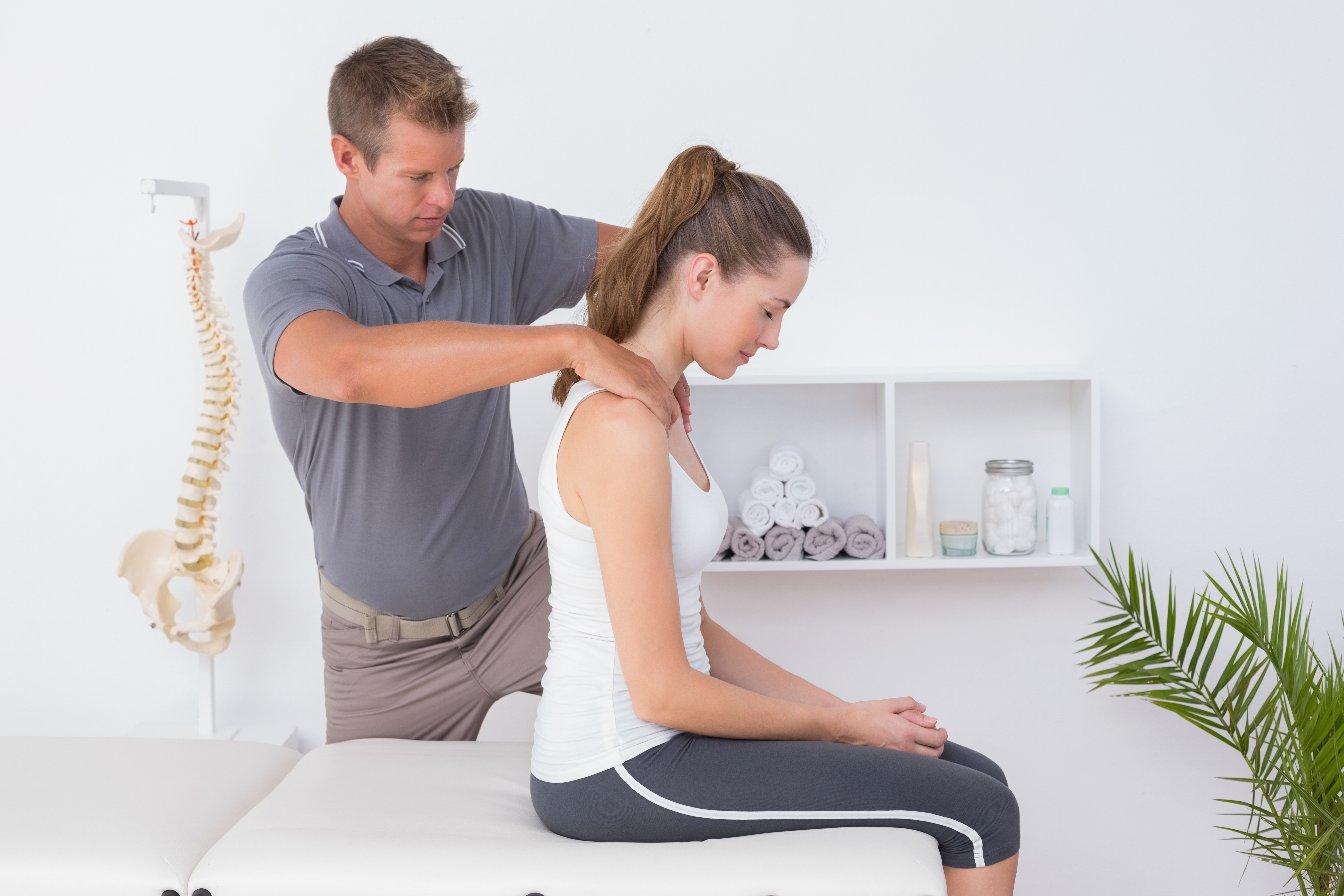 Chiropractic Adjustment in Rock Hill